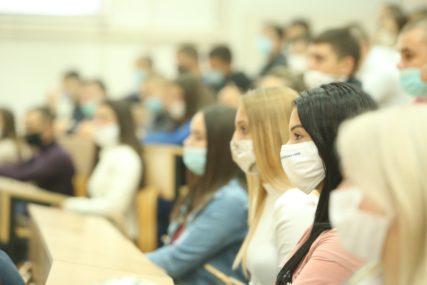 STUDENTI NA UDARU KORONE Nema zatvaranja fakulteta, iako se za neke akademce ne zna gdje se liječe