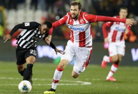 SUMA IMAO SREĆE Fudbaler Partizana mogao da izgubi vid