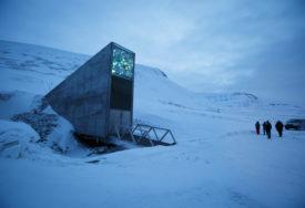 ČUVAJU OMILJENI KEKS OD KATASTROFE Oreo i recept za njega u ledenom trezoru na sjeveru Norveške