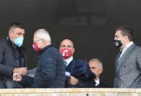 BURA SE NASTAVLJA Partizan saopštenjem objasnio otkud Velja Nevolja u loži, prozvan Terzić