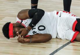 UHAPŠEN NBA IGRAČ Košarkaš pretukao djevojku