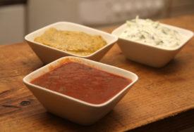 TRI SOSA - BBQ, TARTAR I SENF SOS: sjajni su dodaci uz svako pečenje