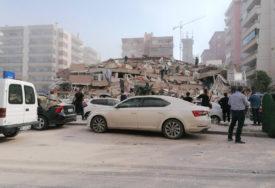 NOVI CRNI BILANS Najmanje 36 osoba stradalo u potresu u Izmiru, 885 povrijeđeno