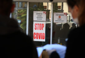 CRNI REKORDI U EVROPI Tokom vikenda preminulo 8.000 ljudi od posljedica korona virusa