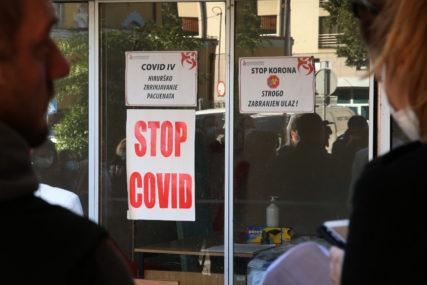 Korona ne posustaje: Preminulo 11 osoba u Hrvatskoj, još 394 zaražene