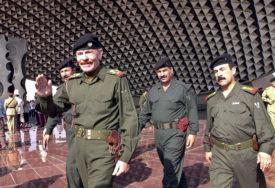 """ZA NJEGOVU GLAVU NUDILI 10 MILIONA DOLARA  Preminuo """"tref kralj"""", drugi čovjek režima Sadama Huseina"""