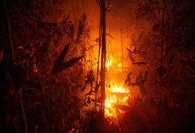 KAKVA TUGA Brazilski vatrogasci povučeni zbog nedostatka novca, požar bukti