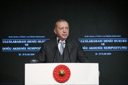 AGRESIVNA RETORIKA Moskva odbacila optužbe Erdogana o slanju oružja Jermeniji