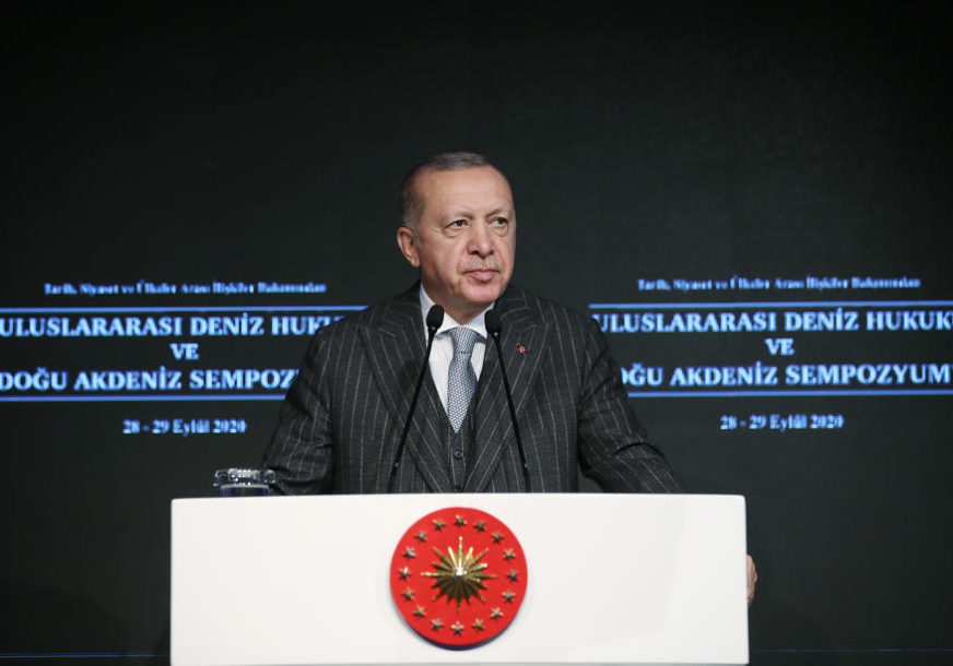 """""""OVAJ PROBLEM SU ZANEMARIVALI SKORO 30 GODINA"""" Erdgoan se protivi miješanju velikih sila u sukob oko Nagorno-Karabaha"""