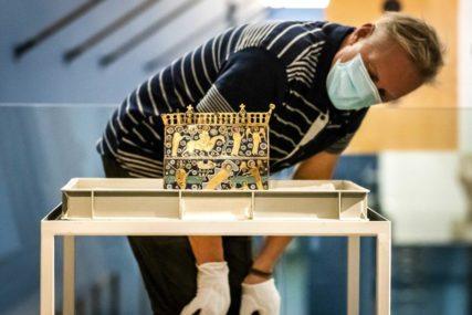 FILMSKE AKCIJE Lopovi pljačkaju muzeje u Holandiji