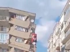 TRESLO SE OD ATINE DO ISTANBULA Snažan zemljotres pogodio Grčku