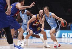 SVE VEĆI PROBLEMI Odgođena još tri meča košarkaške Evrolige