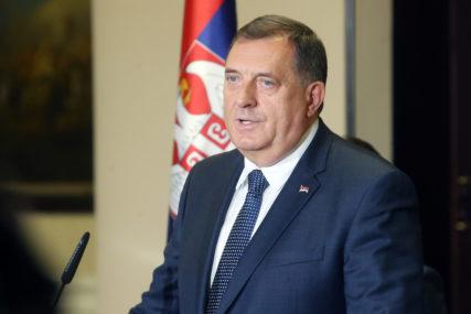 """""""Mogu da sanjaju, to nije zabranjeno"""" Dodik poručio da nema odluka bez legitimnih predstavnika naroda"""