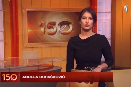 VODITELJKA ODUŠEVILA IZGLEDOM Nakon porođaja vratila se na male ekrane (FOTO)