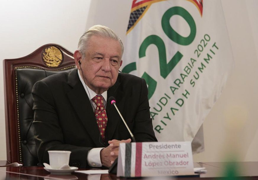 JEDVA IZLAZE NA KRAJ SA KORONOM Predsjednik Meksika pozvao bogate da smanje dugovanja za siromašnije zemlje