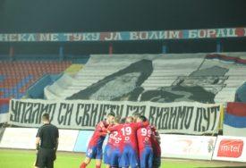 SJAJAN DERBI Sedam golova u Banjaluci, važna pobjeda Borca (FOTO)