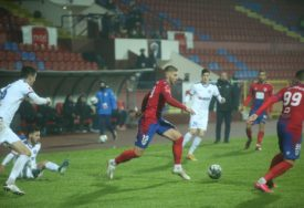 REMI U BANJALUCI Borac propustio šanse, Široki u 89. minutu stigao do boda (FOTO)