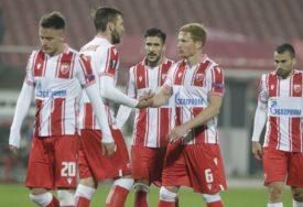 ZVEZDA NA GENT BEZ POLA STARTNE POSTAVE U Beogradu ostalo pet fudbalera