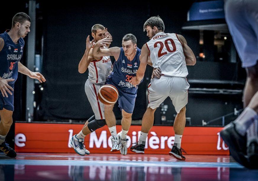 ANĐUŠIĆ TRAGIČAR Novi poraz košarkaša Srbije u kvalifikacijama za šampionat Evrope