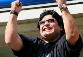 SVIJET SPORTA TUGUJE Preminuo Dijego Maradona