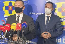 PROJEKTI ZA VEĆU BEZBJEDNOST Saradnju nastavljaju na izgradnji objekta žandarmerije i PS 2 u Doboju