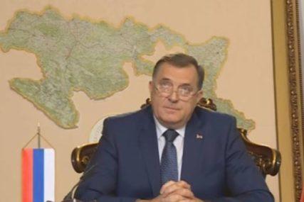 """""""SRPSKA I POLA FBiH ŽELI DA VISOKI PREDSTAVNIK ODE"""" Dodik se obratio Savjetu bezbjednosti UN"""