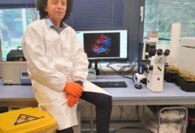 ISTRAŽIVANJE U NJEMAČKOJ Doktor Milošević razvija lijek koji može da SPRIJEČI ŠIRENJE KORONE