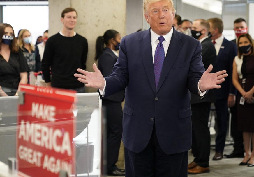 """""""REZULTAT U PENSILVANIJI PROMIJENILI NEZAKONITI GLASOVI"""" Tramp o dešavanjima nakon izbora u SAD"""