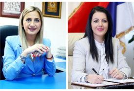 DVIJE DAME JAČE OD NDP i POLIGRAFA Andrea Dorić i Sonja Davidović pokupile simpatije Banjalučana