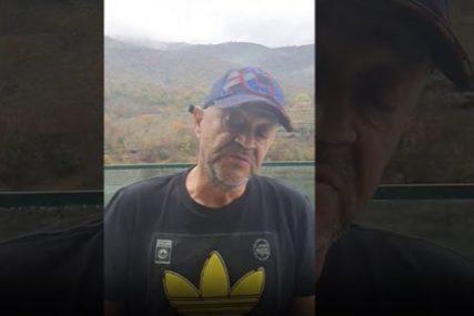 """""""BILO JE POPUT NAPADA SOTONE"""" Glumac Emir Hadžihafizbegović opisao svoju borbu s koronom (VIDEO)"""