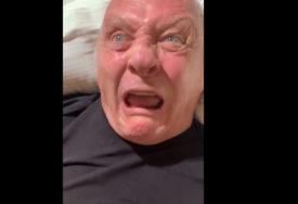 """""""DAN 253. U KARANTINU, NEŽELJENI EFEKTI"""" Novi video Entonija Hopkinsa će vam uljepšati dan (VIDEO)"""