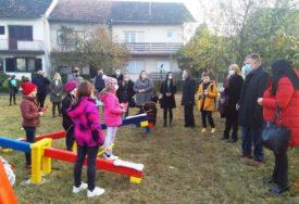 RADOST ZA MALIŠANE Izgradili 20 igrališta za djecu u Gradiški