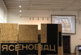 DIO MEĐUNARODNOG PROJEKTA Izložba o Jasenovcu otvorena u Moskvi
