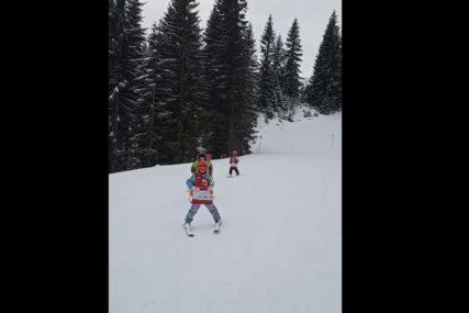 OTVORENA SEZONA SKIJANJA NA JAHORINI Uživanje na snijegu uz poštovanje mjera protiv korone