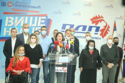 """TRIVIĆEVA ZADOVOLJNA ISHODOM IZBORA """"Imaću najviše glasova od svih kandidata za odbornike"""""""