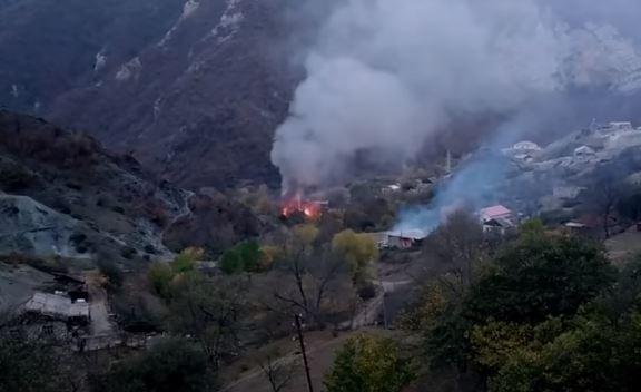 Granatirali položaje azerbejdžanske vojske: Jermeni prekršili sporazum o prekidu vatre