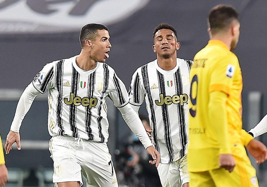 NIKO KAO RONALDO Od dolaska u Italiju Kristijano postigao 60 golova