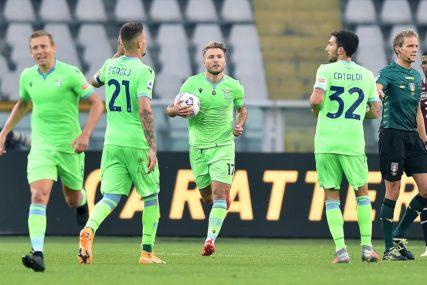 KORONA JE PROŠLOST Svi igrači Lacija spremni za meč sa Juventusom