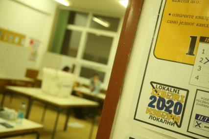 GUBITNIK ZBOG JEDNOG GLASA Pristigli listići promijenili rezultat u tri opštine