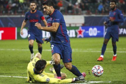 POSTI OD 2015. GODINE Suarez nije postigao gol u gostima za 34 sata i 20 minuta igre