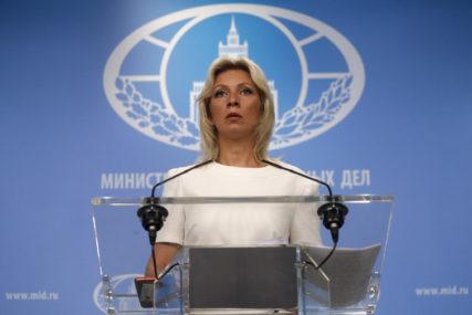 RUSKI STAV O SANKCIJAMA TURSKOJ Zaharova: SAD ne mogu da istrpe konkurenciju
