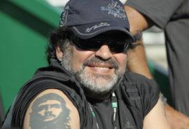 """""""MOJE SRCE JE UZ SRBIJU"""" Maradona je imao snažnu poruku za Srbe, a bio je prijatelj Kusturice i Đokovića"""