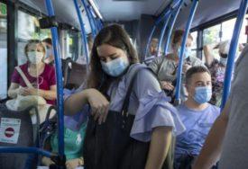 NOVO ISTRAŽIVANJE Maske ne štite dovoljno, ali to ne znači da ne pružaju zaštitu