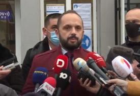 IZBORI NA KiM Milan Radojević novi gradonačelnik sjeverne Kosovske Mitrovice