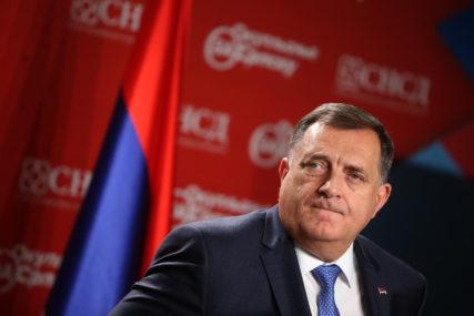 """""""JAVNA SCENA ZAGAĐENA"""" Dodik komentarisao objavljivanja Tegeltijinog snimka"""
