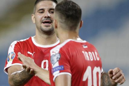 RANĐELOVIĆ NA SPISKU Tumbaković objavio na koga računa za naredne utakmice (FOTO)