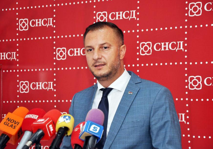 """ĆORIĆ O GOVORU PRED SAVJETOM BEZBJEDNOSTI """"Dodik jasno ukazao na probleme, ali i odgovorne"""""""