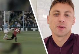EMOTIVNA PORUKA IZ MANČESTERA Nemanja Matić poručio Drašku Stanivukoviću: VIŠE NAS JE! (VIDEO)
