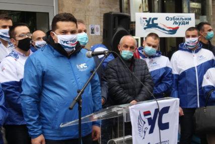 """""""VELIKI USPJEH ZA OVU PARTIJU"""" Ujedinjena Srpska dobila načelnike u dvije opštine"""