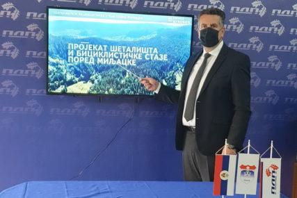 Nenad Vuković, kandidat PDP-SDS za NAČELNIKA opštine Pale: Izgradnjom ŠETALIŠTA KRAJ MILJACKE unaprijediti turističke sadržaje
